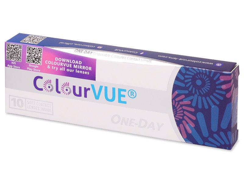 ColourVue TruBlends One Day, met sterkte (10 lenzen)