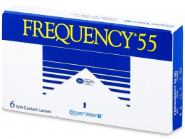 Frequency 55 (6lenzen) - CooperVision