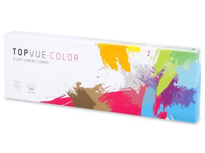 TopVue Color Daily - op sterkte (10 lenzen)