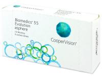 Alensa.nl - Contactlenzen - Biomedics 55 Evolution