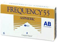 Alensa.nl - Contactlenzen - Frequency 55 Aspheric