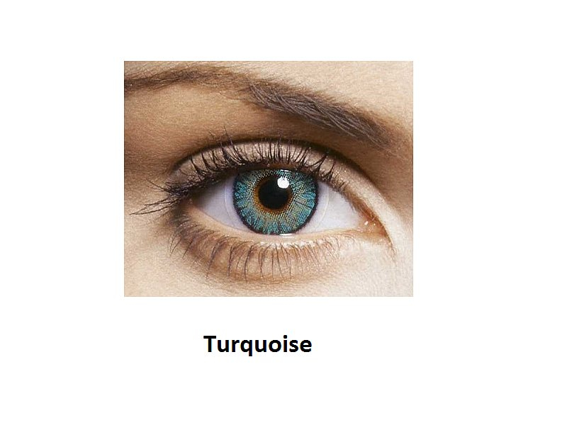 Turquoise (Blauw)