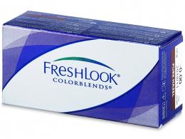 FreshLook ColorBlends  - met sterkte (2lenzen) - Alcon