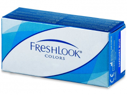 FreshLook Colors  - zonder sterkte (2lenzen) - Alcon