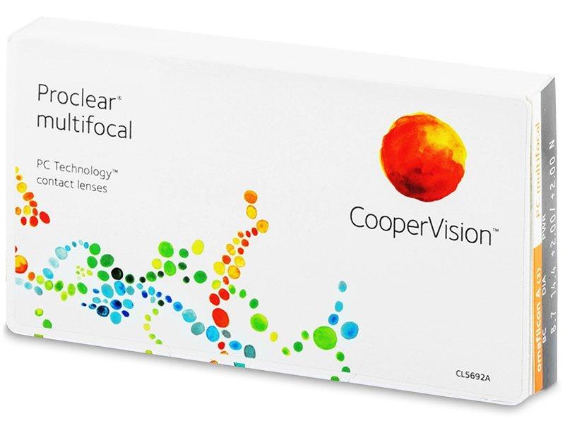 Proclear Multifocal (3lenzen)