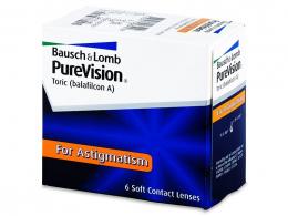 PureVision Toric (6lenzen) - Bausch & Lomb