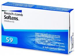 SofLens 59 (6lenzen) - Bausch & Lomb