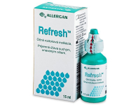 Alensa.nl - Contactlenzen - Refresh Oogdruppels (15 ml)