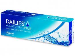 Dailies Aquacomfort Plus (30lenzen) - Alcon
