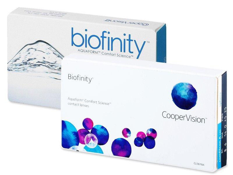Biofinity (6lenzen)