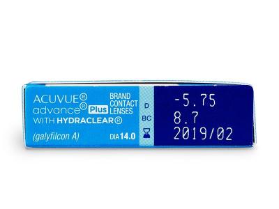 Acuvue Advance PLUS (6lenzen)