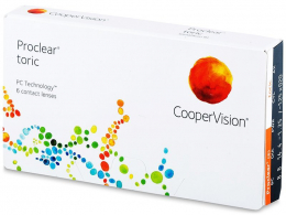 Proclear Toric (6lenzen) - CooperVision