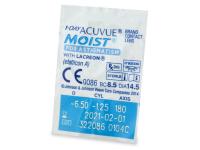 1 Day Acuvue Moist for Astigmatism (30lenzen)
