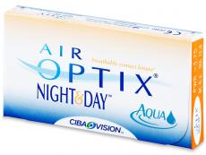 Air Optix Night and Day Aqua (6lenzen)