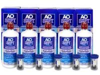 Alensa.nl - Contactlenzen - AO SEPT PLUS HydraGlyde Lenzenvloeistof 5x360ml